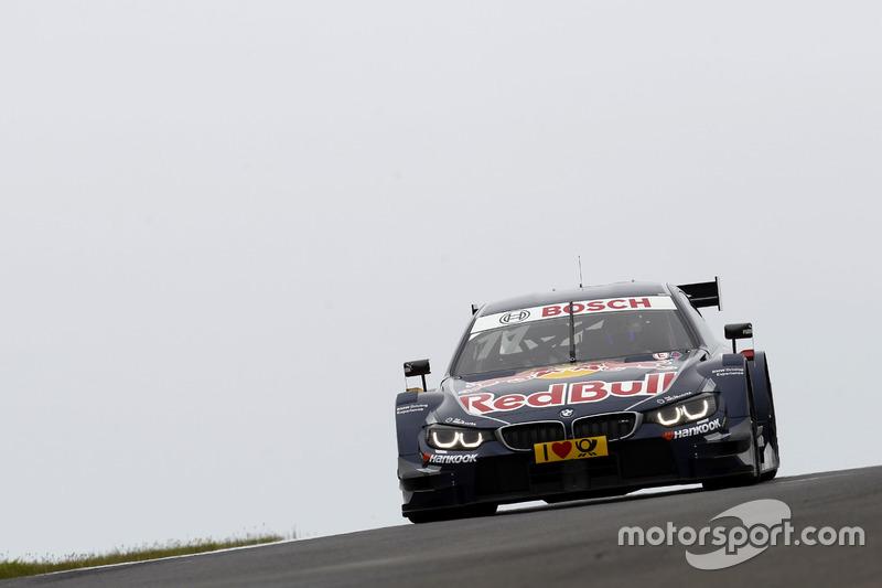 Gewinner: Marco Wittmann (BMW)