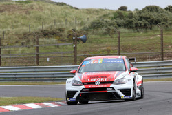 Alexis van de Poele, Romain De Leval,  Delahaye Racing, VW Golf TCR