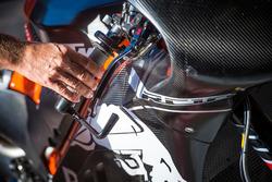 تفاصيل دراجة كيه تي إم آر سي16