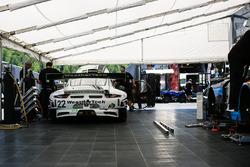 #22 Alex Job Racing, Porsche 991 GT3 R: Cooper MacNeil, Leh Keen