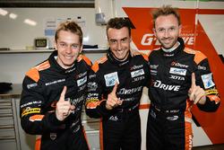 Pole position LMP2: #26 G-Drive Racing Oreca 05 - Nissan: Roman Rusinov, Alex Brundle, René Rast