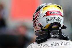 Друге місце Льюїс Хемілтон, Mercedes AMG F1 Team в закритому парку