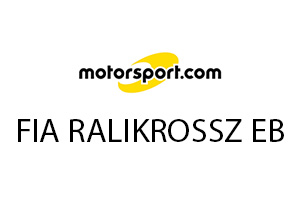 FIA Ralikrossz Eb BRÉKING Kiss Pál Tamás a dobogón zárta az EB szezont Rigában