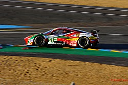 24 heures du Mans essais