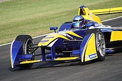 Tests Formule E de Donington Park
