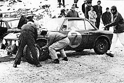 Секретное оружие команды Lancia