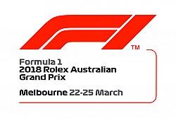 Логотип Гран При Австралии