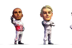 F1 Characters
