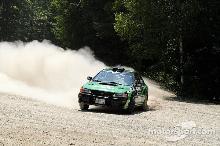Rally America 2012 NEFR