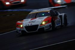 Hybrid racing car  CR-Z