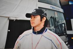 Shinji Nakano at Circuit Spa-Francorchamps in August 28, 1998