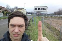 Игорь Похабов в Маранелло
