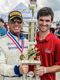 P1 Sweep FARA Sprint Races at Sebring for Rob Blake