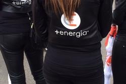 +Energia grid girl