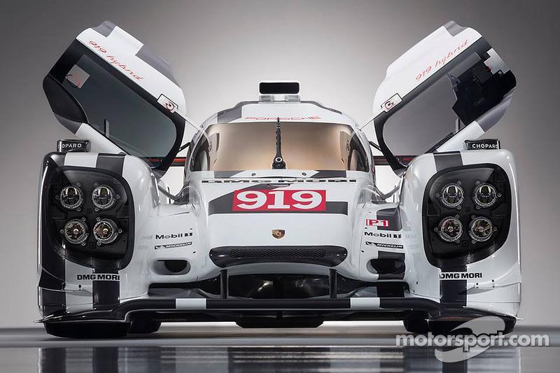 Possible Porsche 919 Hybrid livery