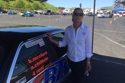 Robin Osborne is in the house at Sonoma