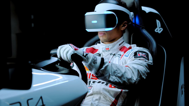 Поддержка шлемов виртуальной реальности