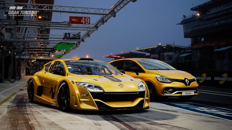Renault Sport Mégane Trophy '11, Renault Sport Clio R.S. 220 EDC Trophy '16