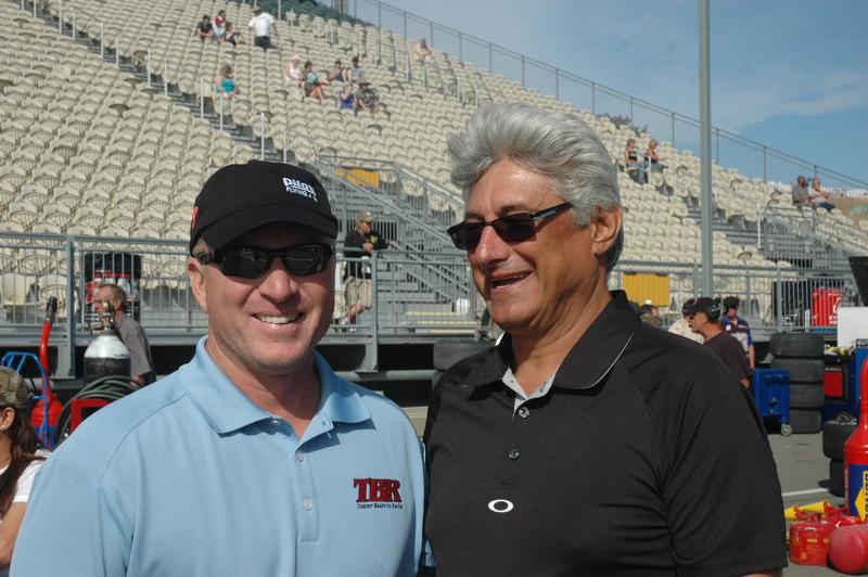 Tommy Baldwin & Mike Cesario