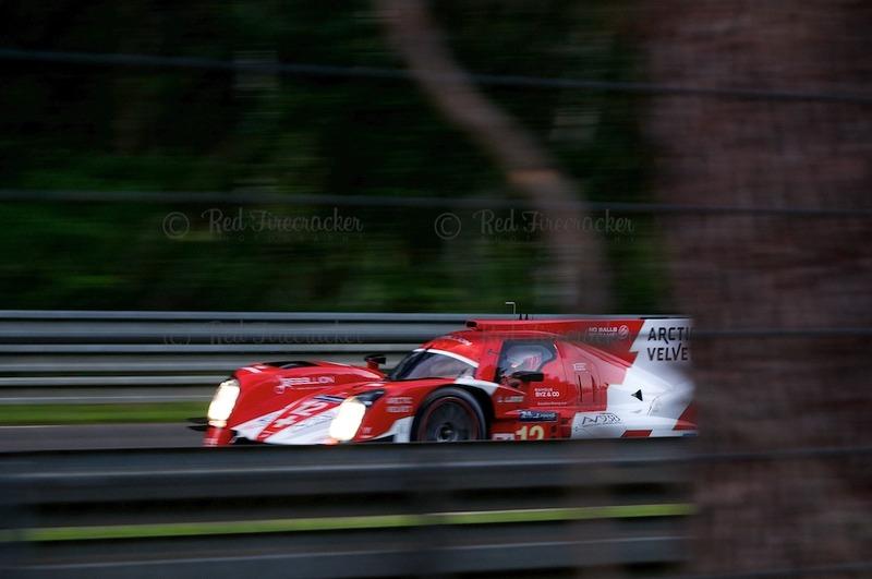 No 12 Rebellion Racing R-One - Toyota LMP1 - L