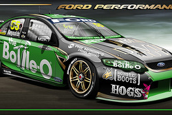 nickmossdesign.com - 2014 FPR/TBO Car 55 V8SC Livery Design