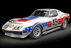 John Greenwood Corvette