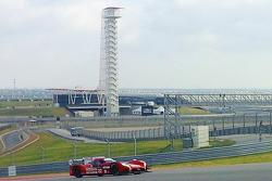 Nissan GT-R Nismo LMP1 testing at COTA