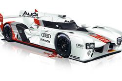 Mögliches Design für Audi R18 für 2016