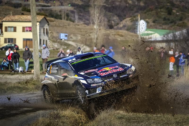 1. Jari-Matti Latvala, Miikka Anttila, Volkswagen Polo WRC, Volkswagen Motorsport crashes