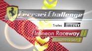 Ferrari Challenge, Infineon Raceway, 2011 Day 1 Qualifying