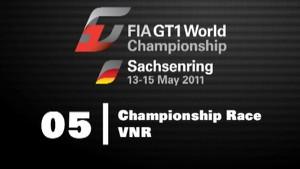 FIA GT1 World Championship 2011 Sachsenring Round 4