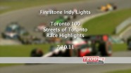 2011 Toronto - Indy Lights - Race Highlights
