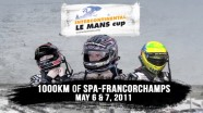Level 5 Motorsports @ 1000KM of Spa