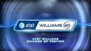ATT Williams - China GP Preview