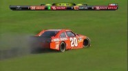 Logano Goes For A Ride - Daytona International Speedway 2011