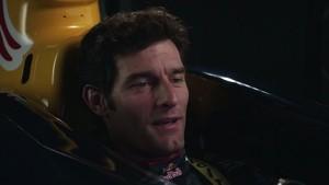 Formula 1 2010 - Track Simulation Reportage - Mark Webber