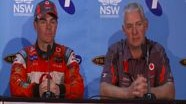 Saturday Race in Sydney 2011 - Press Conference