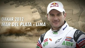 Dakar 2012 - Marc Coma - Teaser