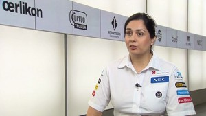 Monisha Kaltenborn – CEO Sauber F1 Team – 2012 season preview