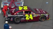 Jeff Gordon Spins Out - Food City 500 - Bristol - 2012