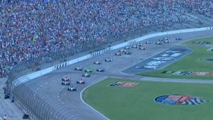 2012 - IndyCar - Texas - Race Highlights