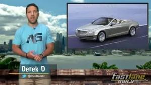 Lincoln Sports Sedan, Gymkhana 5 Teaser, 2013 Mercedes S Class Convertible, & More!
