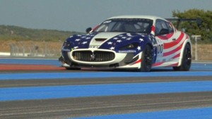 2012 Maserati Trofeo MC World Series in Paul Ricard, France