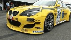 SUPERSTARS SERIES Hockenheim V8 Touring Cars 2010 - BMW M3 E92 - Audi RS4 - CHRYSLER 300C SRT8