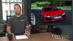 2014 Corvette Engine, Ford Raptor Training, Audi R8 E-Tron Done, & Crazy Russian Motorist!