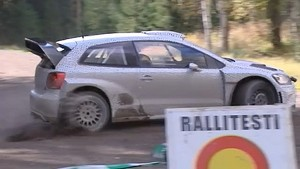 Polo R WRC - Test Norway / Finland