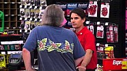 I Get That A Lot - Jeff Gordon Tries to Be the Fastest Employee -