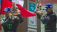2013 Dakar Rally Monster Energy Champions Crowned