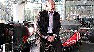 Press reaction to the Vodafone McLaren Mercedes MP4-28