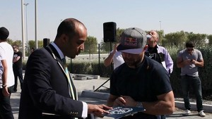 Abdo Feghali 2013 World´s Longest Vehicle Drift